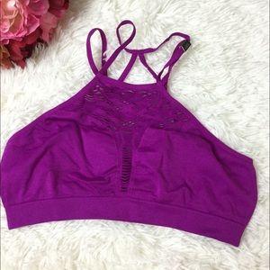 Victoria's Secret High Neck Sports Bra